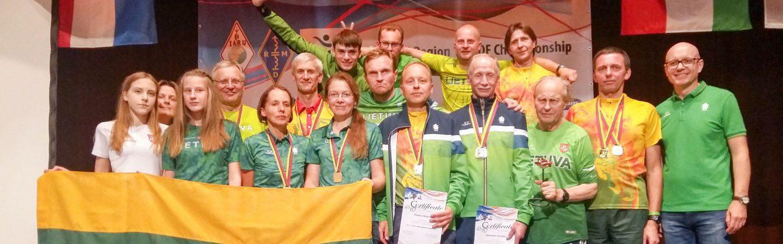 21st IARU Region 1 ARDF Championships