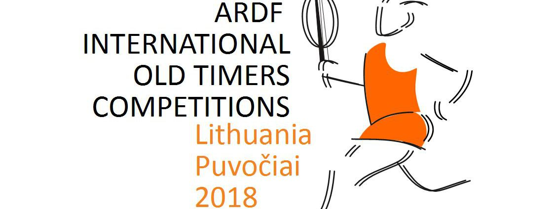 ARDF International Old Timers Competition 2018